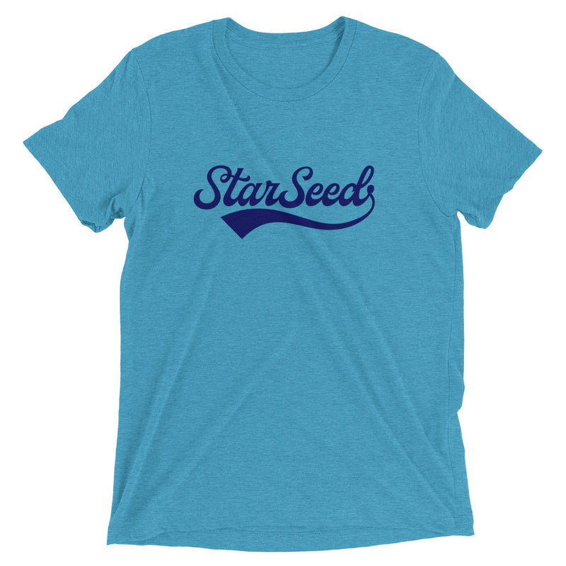 StarSeed Vintage Navy - Men's Super Soft Tee - StarSeed Gear