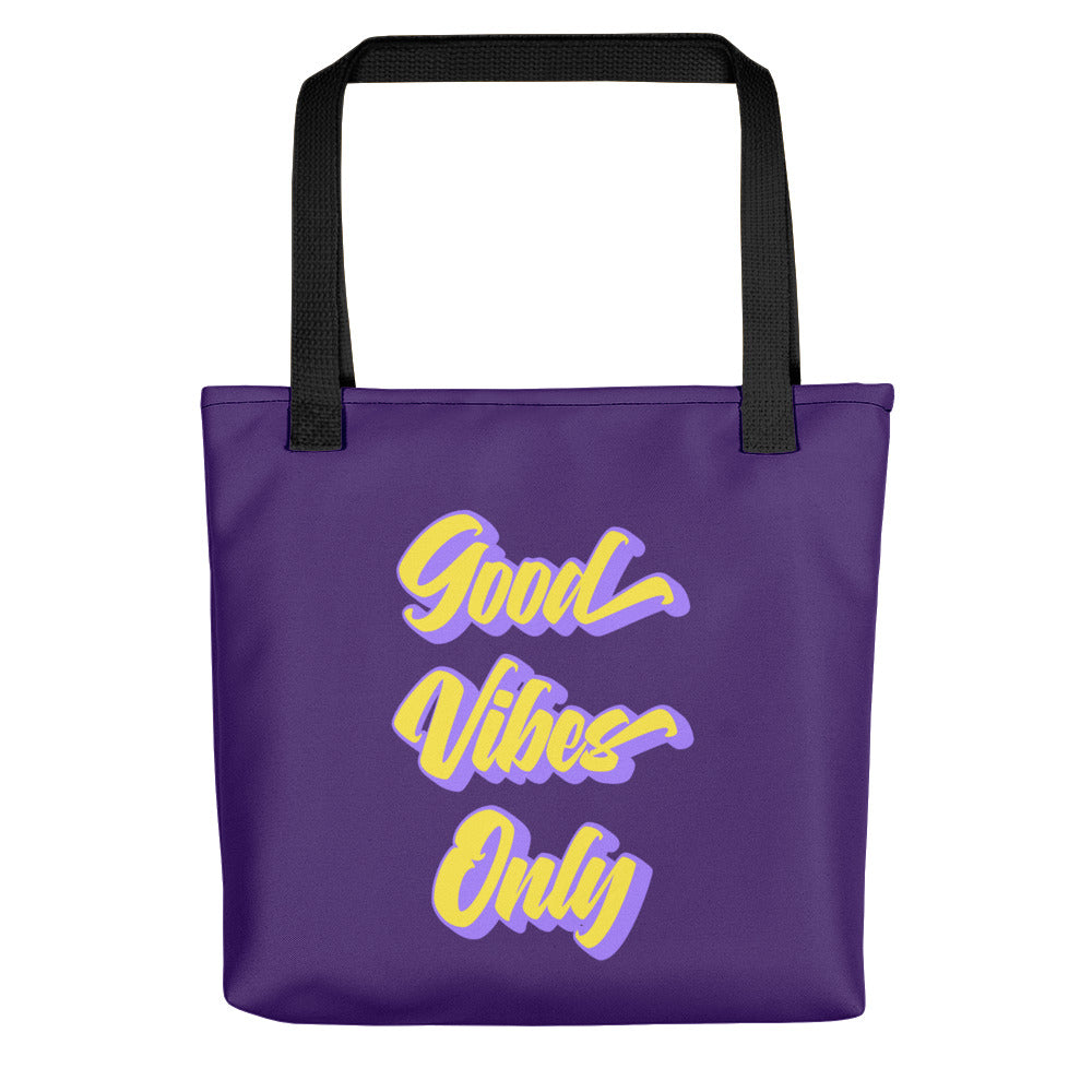 Good Vibes Only - Tote Bag - StarSeed Gear