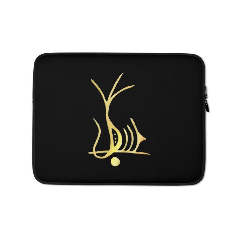 Lemurian Light Language Joy - Laptop Sleeve - StarSeed Gear