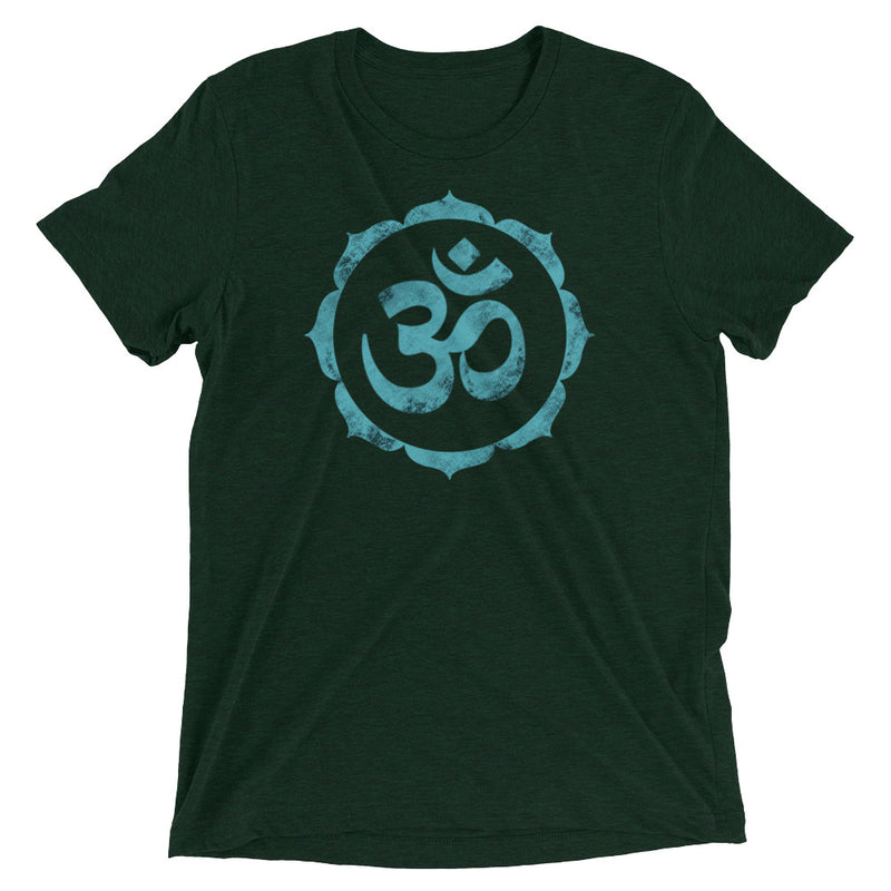 OM In Lotus - Men's Super Soft Tee - StarSeed Gear