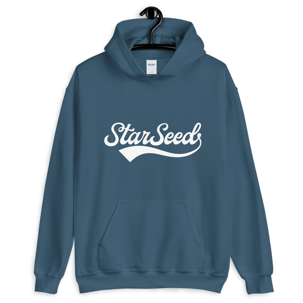 StarSeed Vintage White - Women's Hoodie - StarSeed Gear