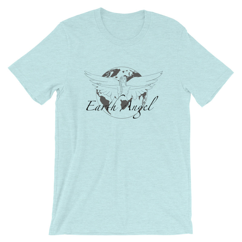 Earth Angel Feminine Dark - Women's Soft Tee - StarSeed Gear