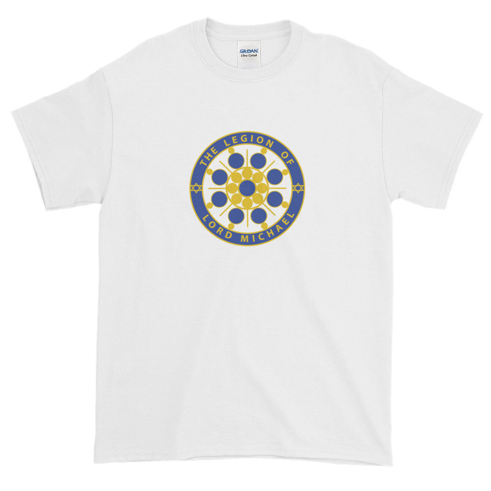Archangel Michael Seal - Men's Classic Tee - StarSeed Gear