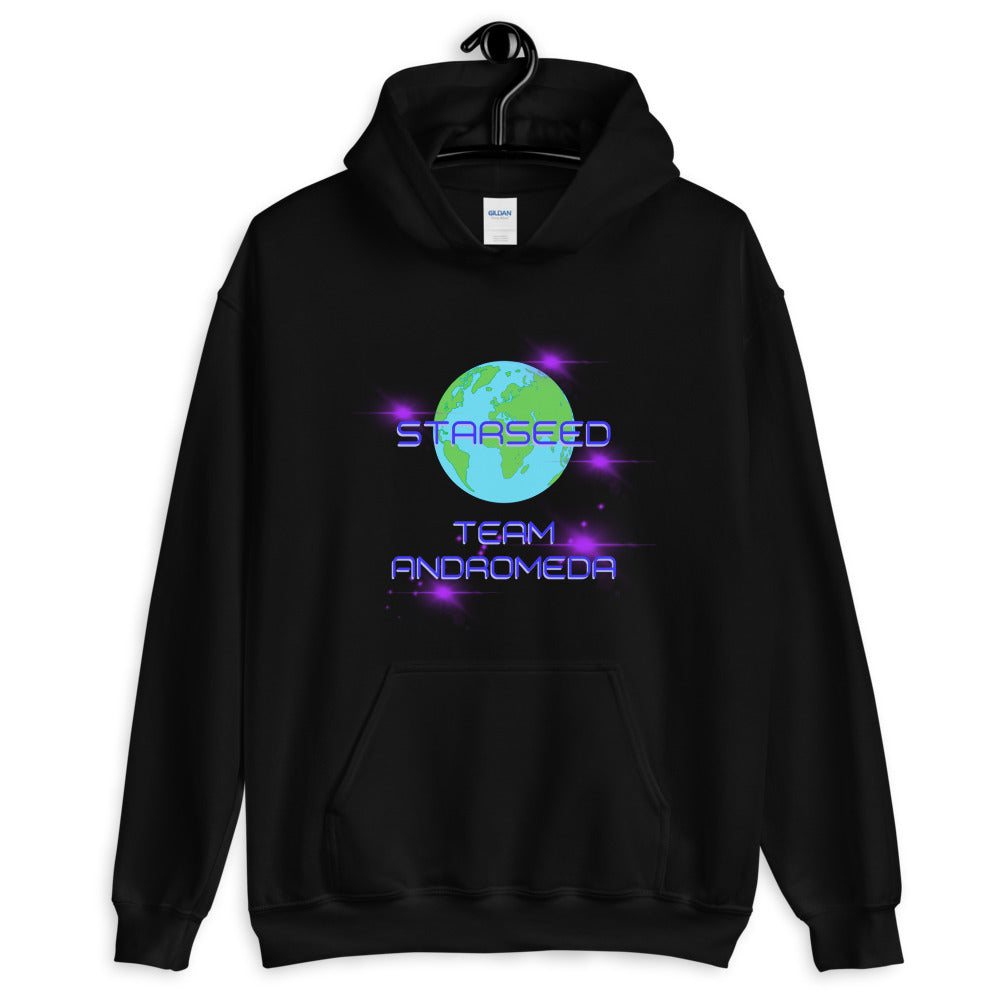 StarSeed Team Andromeda - Men's Hoodie - StarSeed Gear