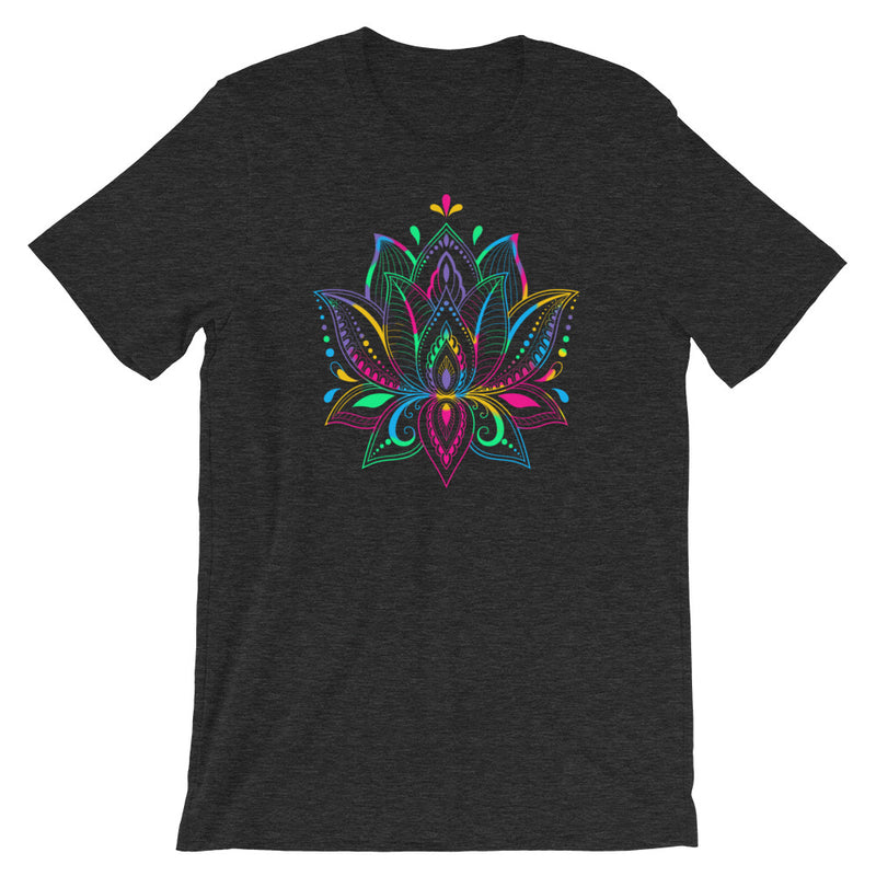 Colorful Lotus - Women's Soft Tee - StarSeed Gear