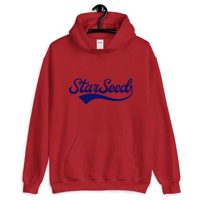 StarSeed Vintage Navy - Women's Hoodie - StarSeed Gear