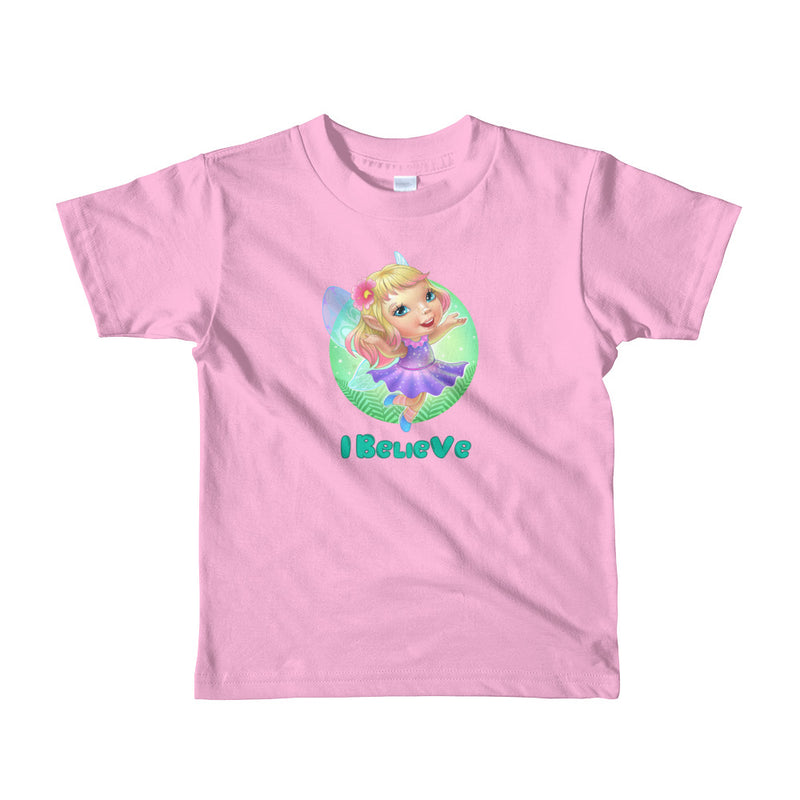 Fairies I Believe - Kids Tee - StarSeed Gear