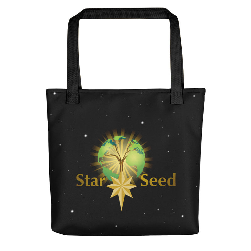 StarSeed Logo - Tote Bag - StarSeed Gear