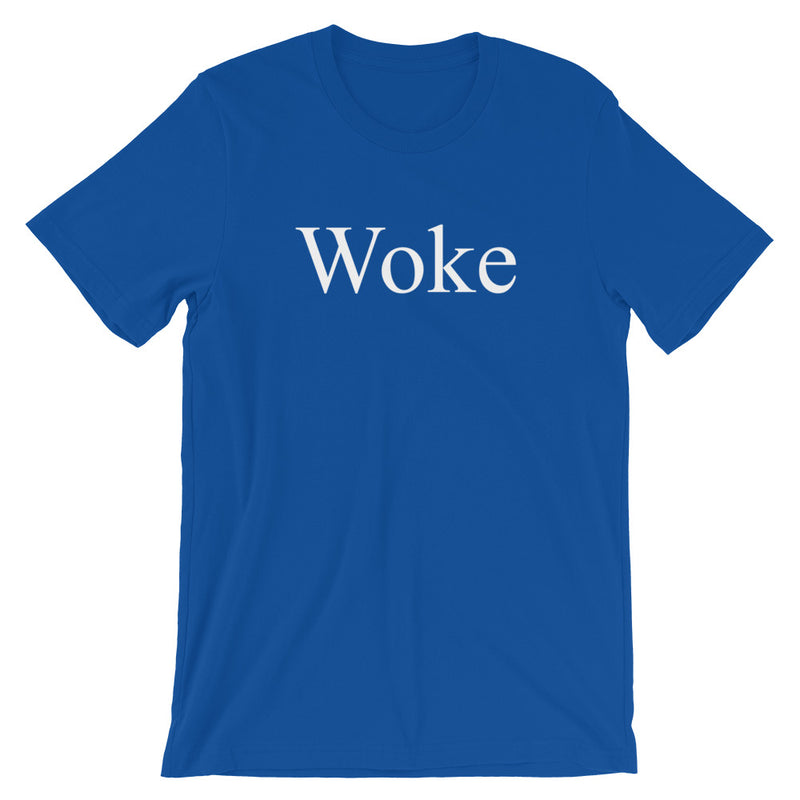 Woke - Women's Soft Tee - StarSeed Gear