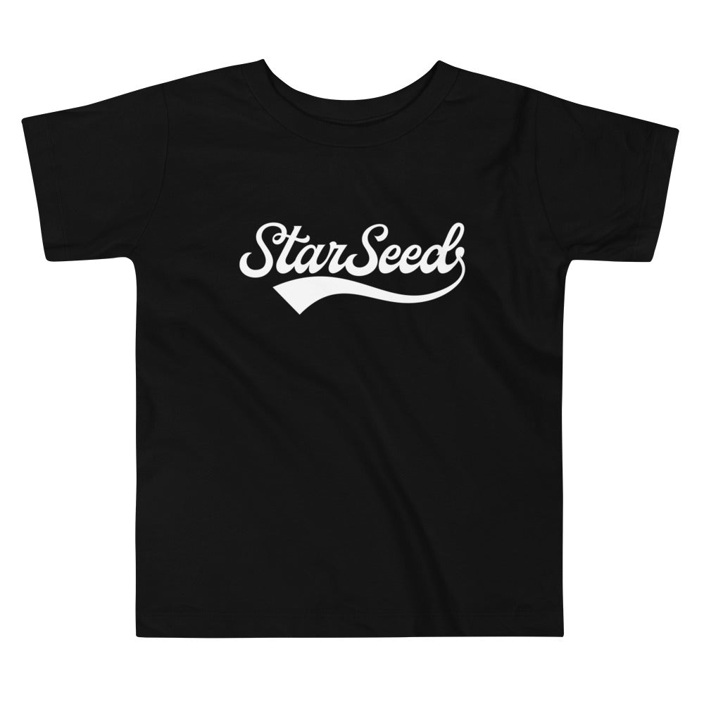 StarSeed Vintage White - Toddler Tee - StarSeed Gear