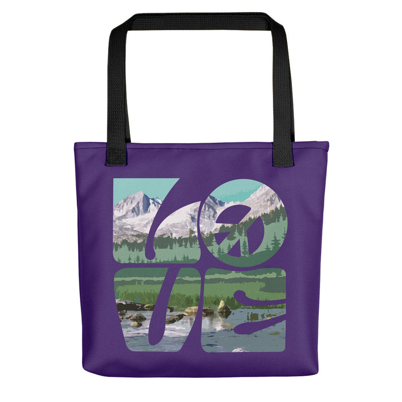 Love Gaia - Tote Bag - StarSeed Gear