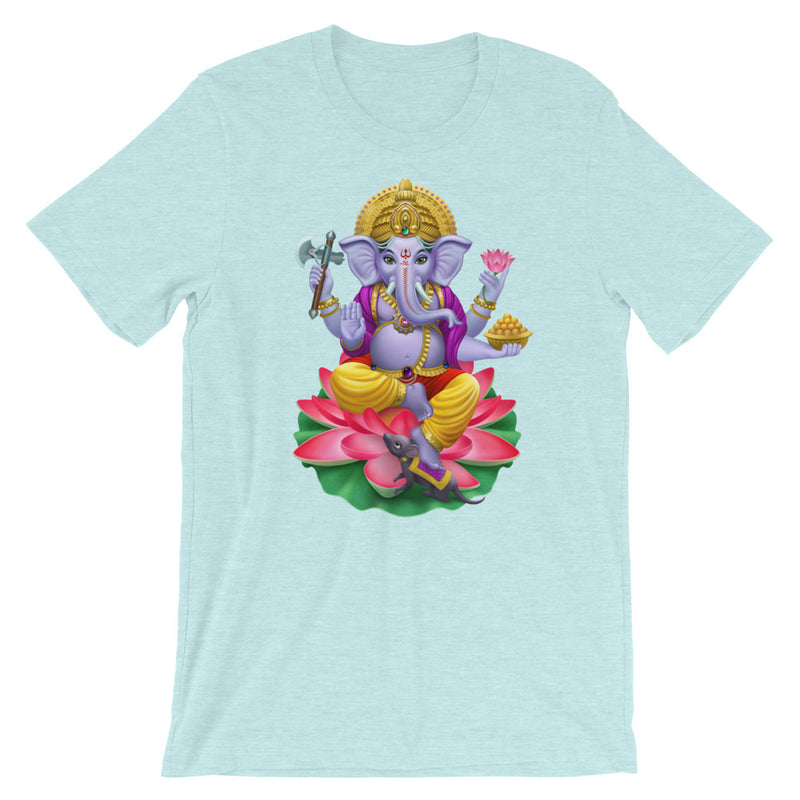 Ganapataye - Women's Soft Tee - StarSeed Gear