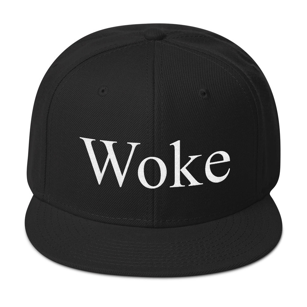 Woke - Snapback Hat - StarSeed Gear