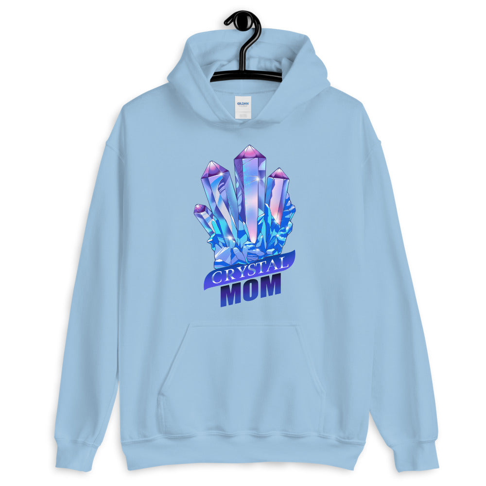 Crystal Mom - Women's Hoodie - StarSeed Gear