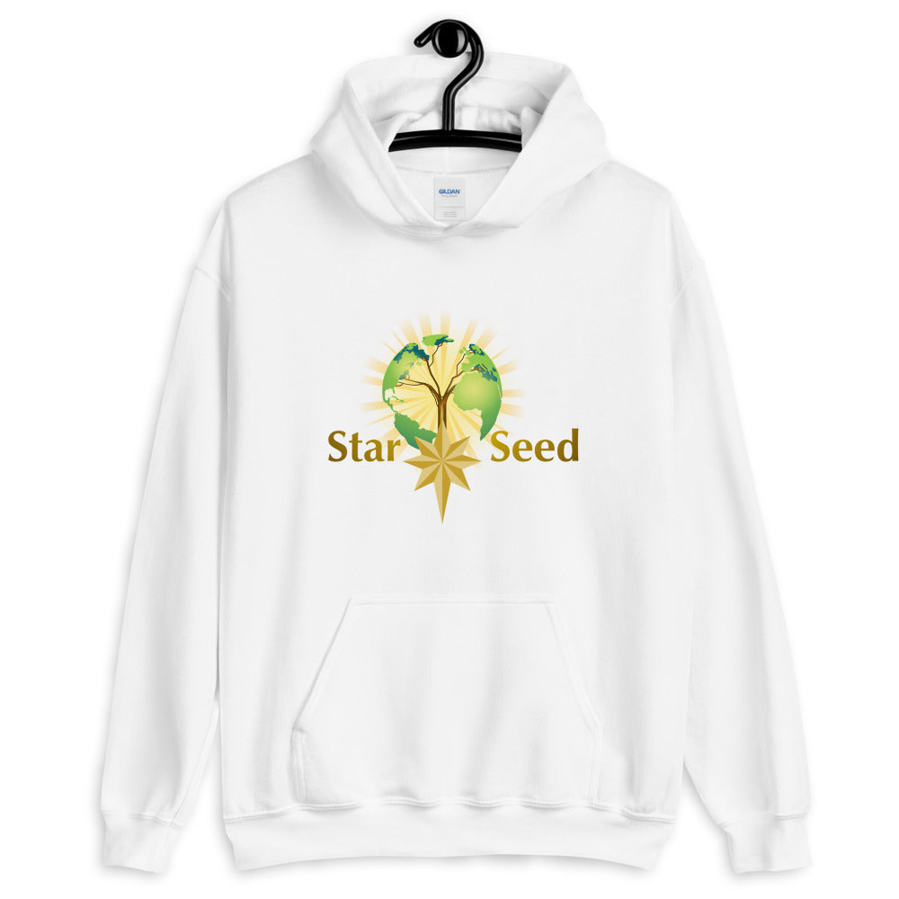 StarSeed Logo - Women's Hoodie - StarSeed Gear