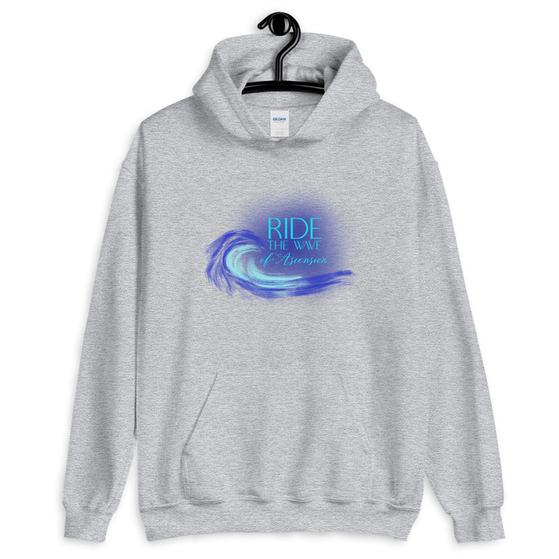 Ride The Wave - Women's Hoodie - StarSeed Gear