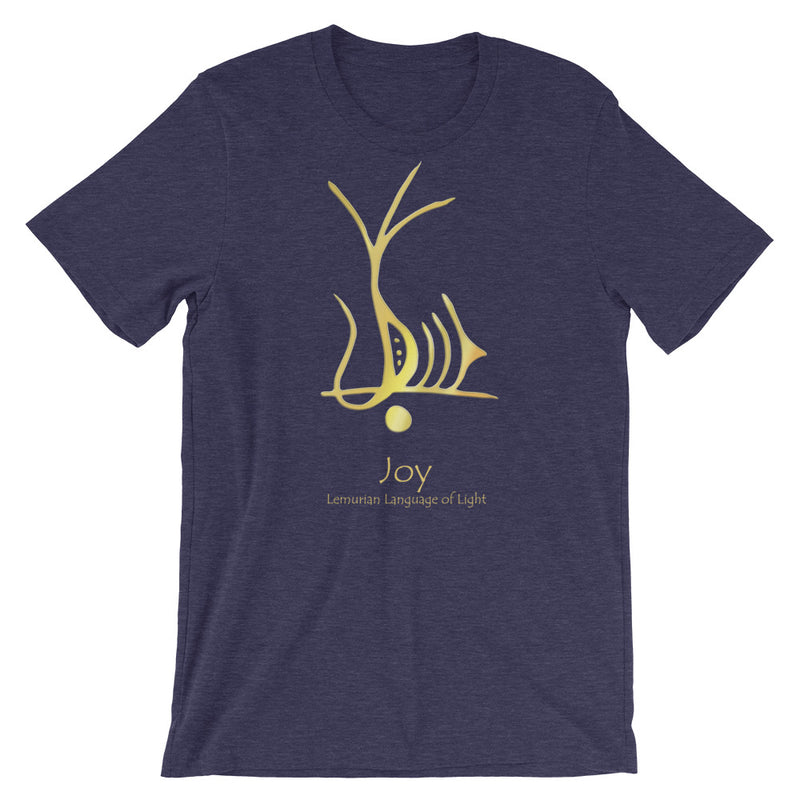 Lemurian Light Language Joy - Women's Soft Tee - StarSeed Gear
