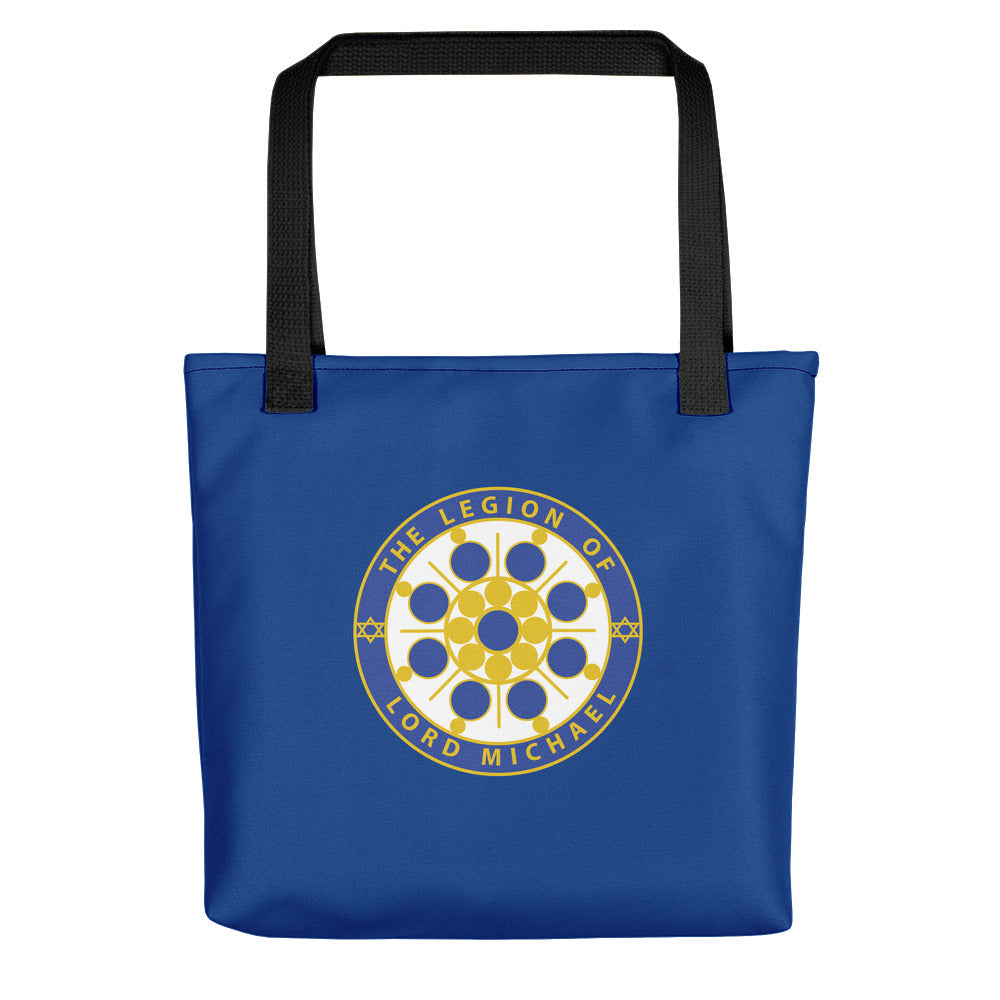 Archangel Michael Seal - Tote Bag - StarSeed Gear