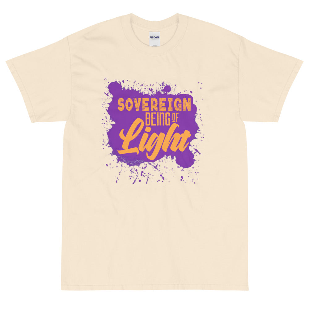 Sovereign Being of Light - Men's Classic Tee - StarSeed Gear