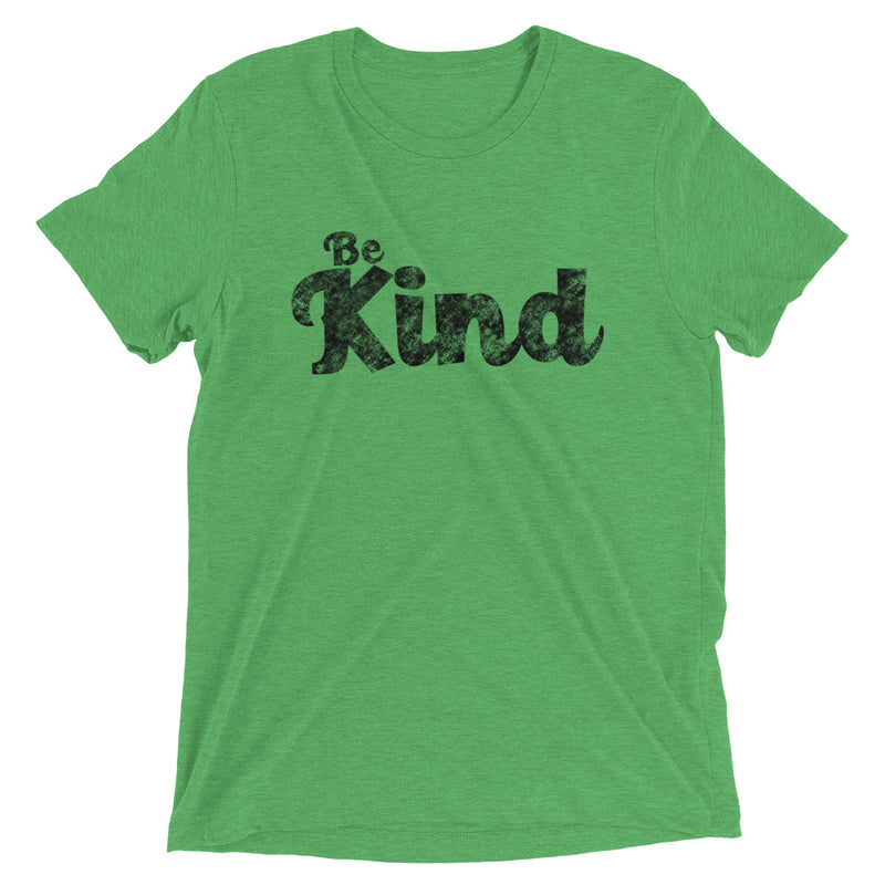 Be Kind - Men's Super Soft Tee - StarSeed Gear