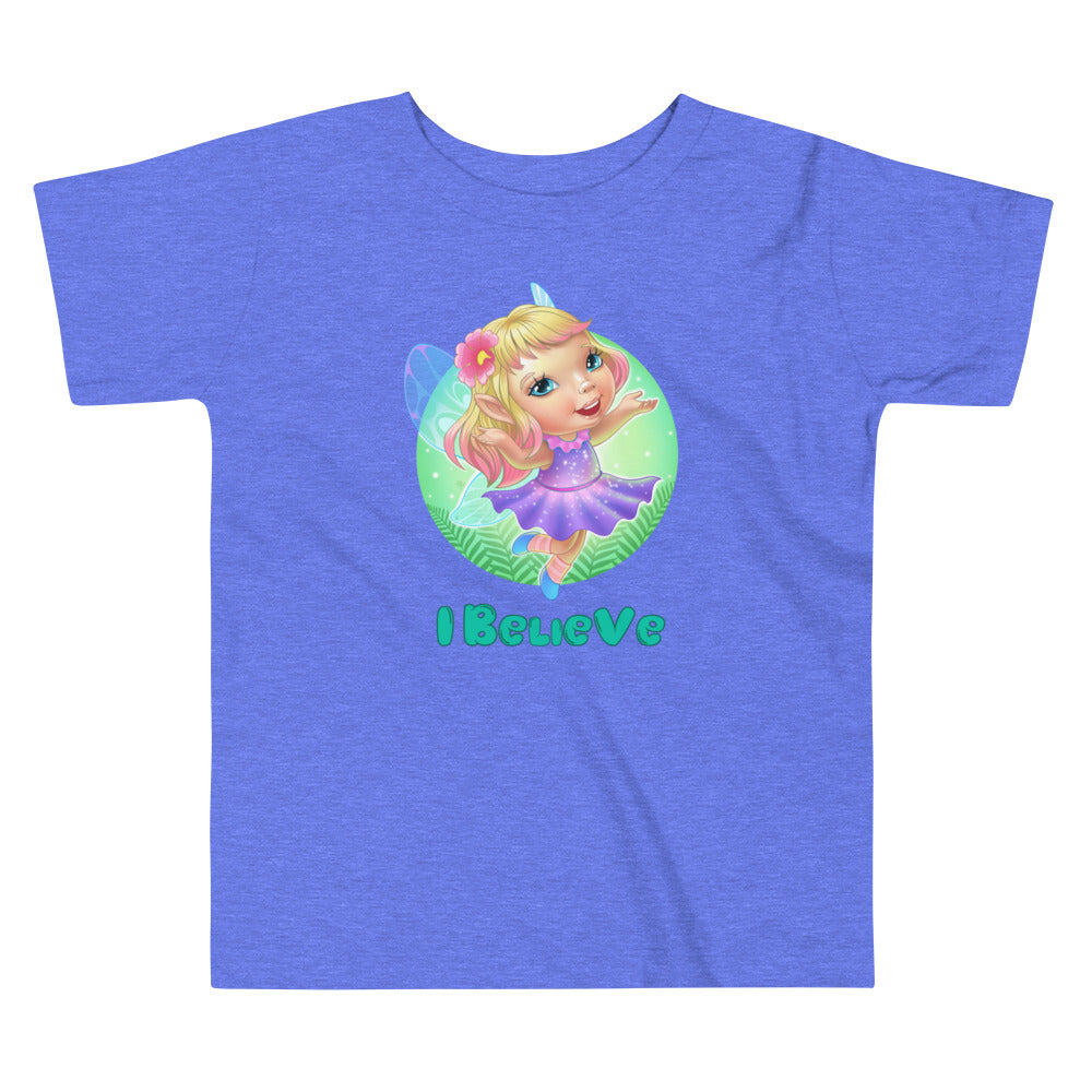Fairies I Believe - Toddler Tee - StarSeed Gear