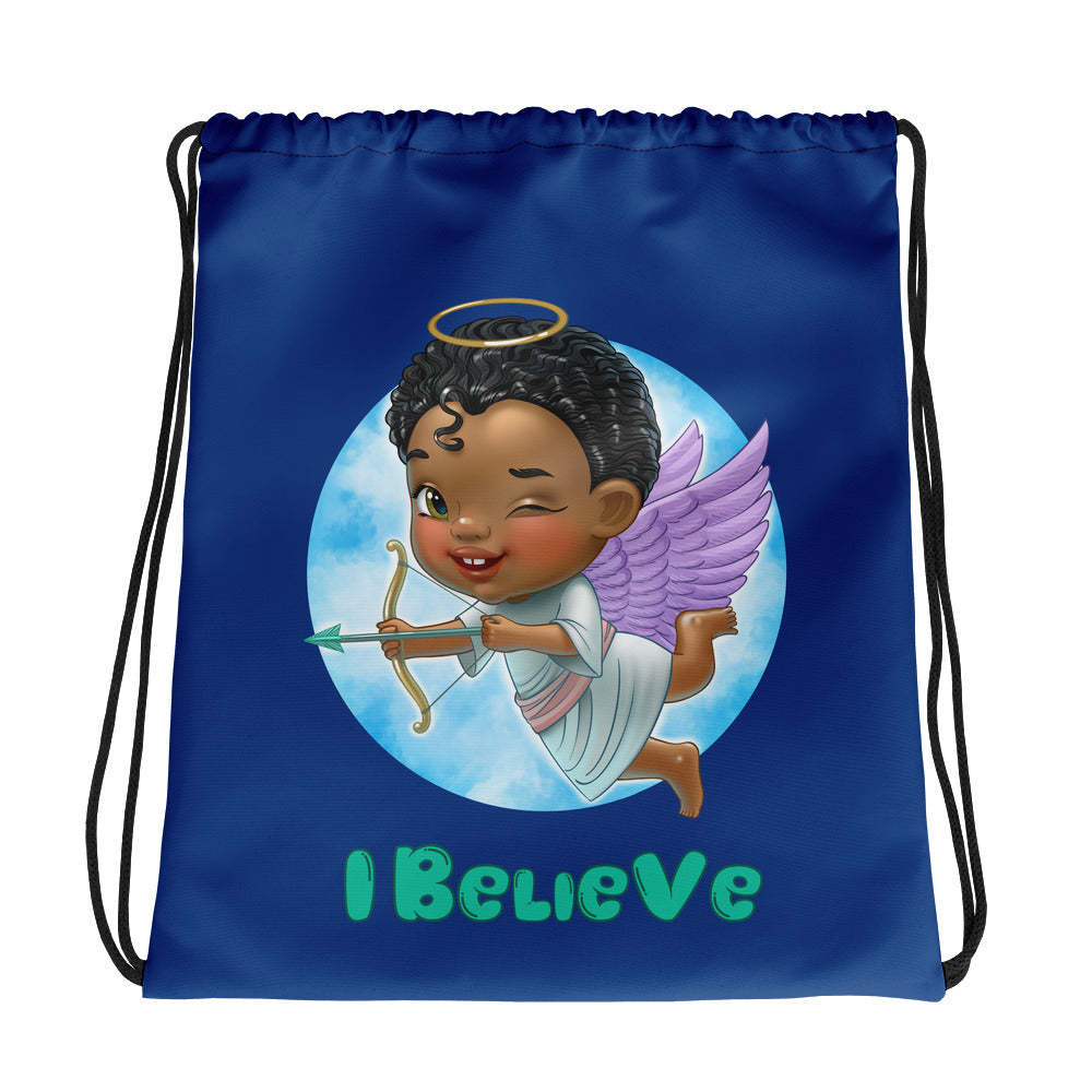 Angels I Believe - Drawstring Bag - StarSeed Gear