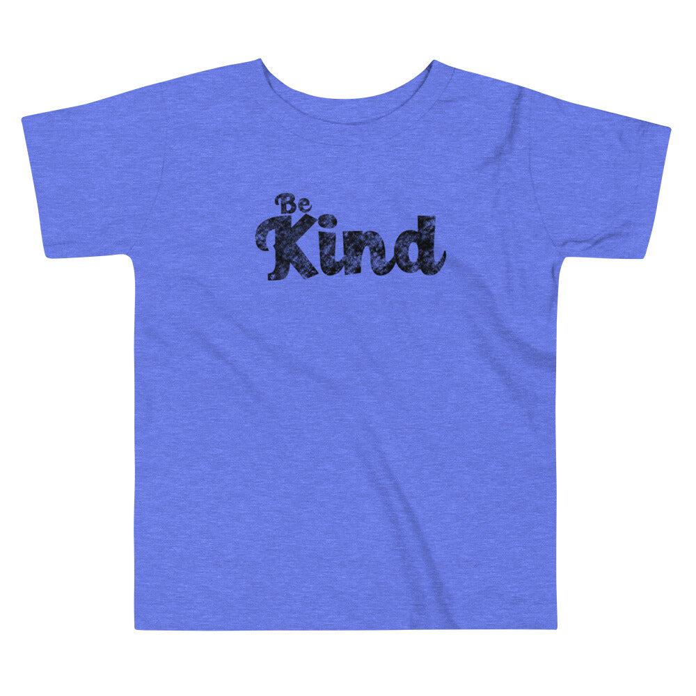 Be Kind - Toddler Tee - StarSeed Gear