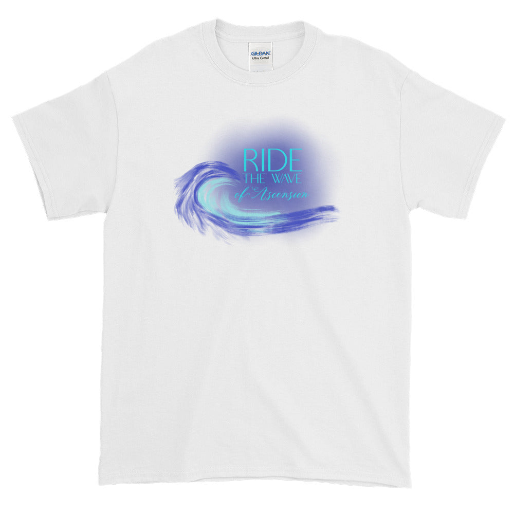 Ride The Wave - Men's Classic Tee - StarSeed Gear