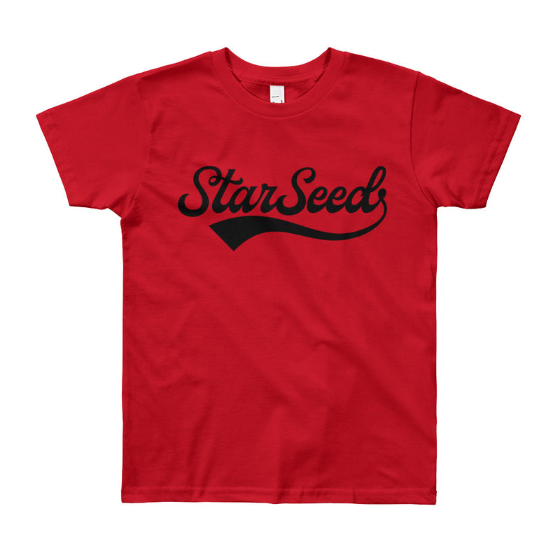 StarSeed Vintage Black - Youth Tee - StarSeed Gear