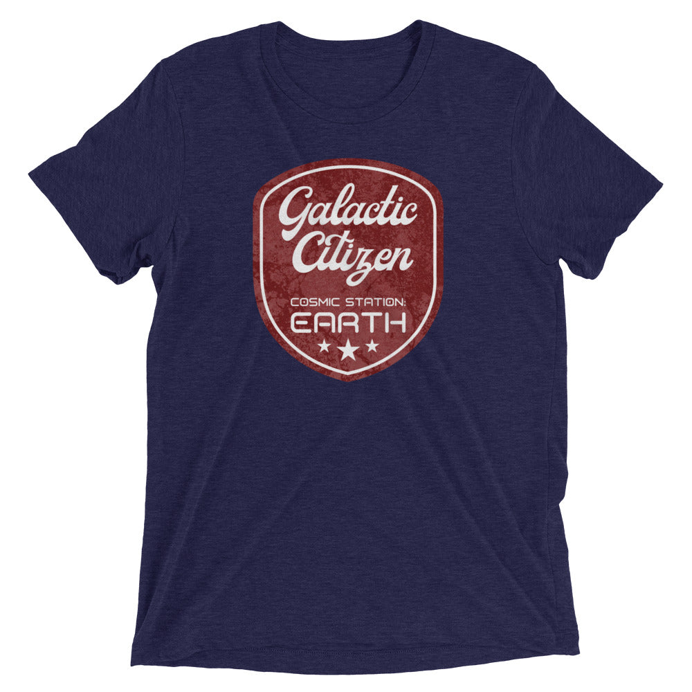 Galactic Citizen - Men's Super Soft Tee - StarSeed Gear