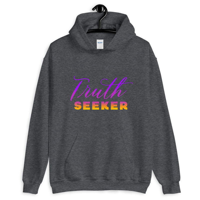 Truth Seeker - Women's Hoodie - StarSeed Gear