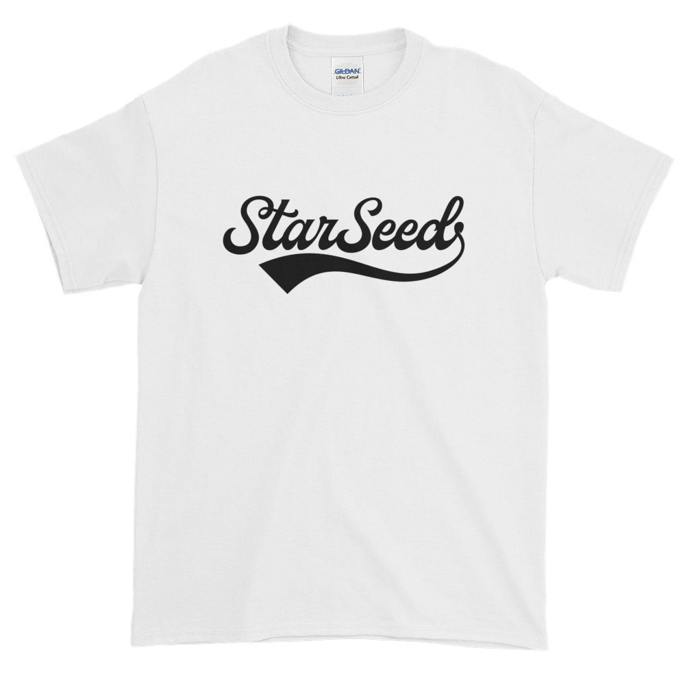 StarSeed Vintage Black - Men's Classic Tee - StarSeed Gear