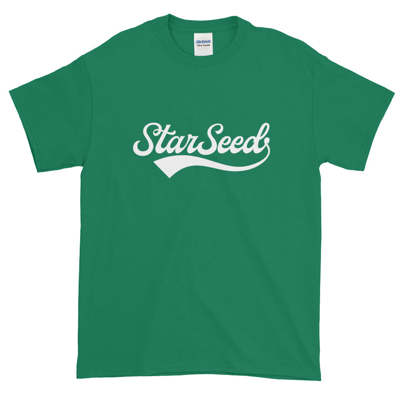 StarSeed Vintage White - Men's Classic Tee - StarSeed Gear