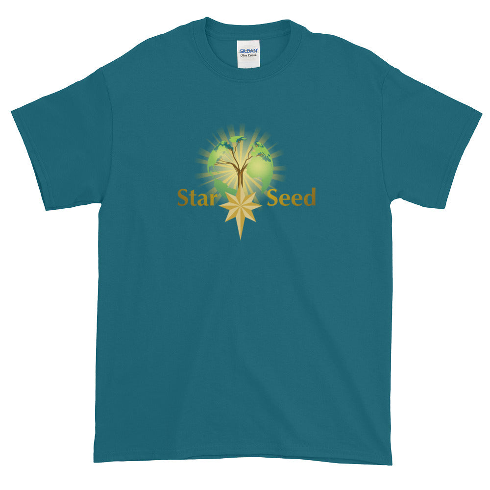 StarSeed Logo - Men's Classic Tee - StarSeed Gear