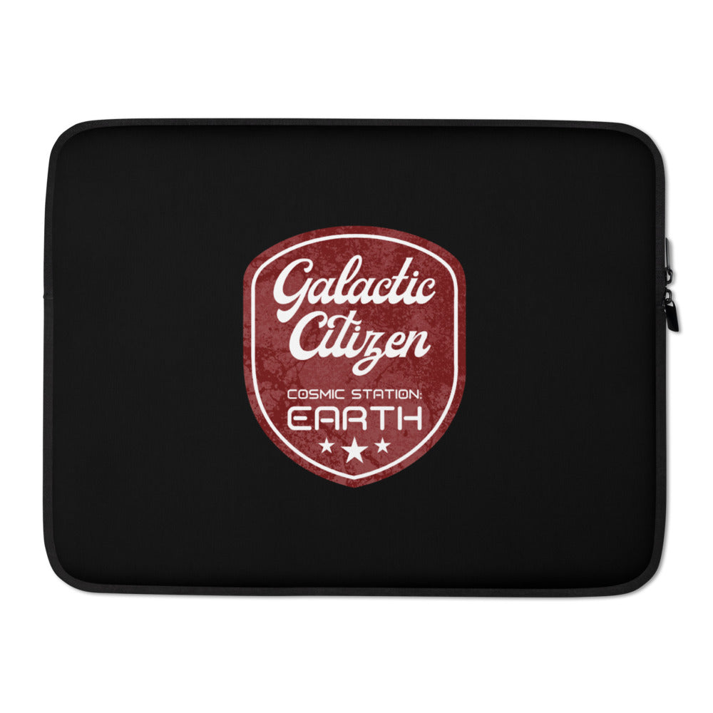 Galactic Citizen - Laptop Sleeve - StarSeed Gear