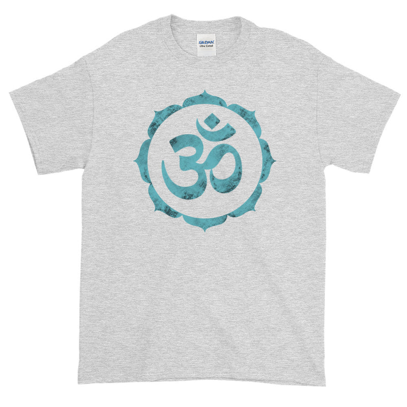 OM In Lotus - Men's Classic Tee - StarSeed Gear