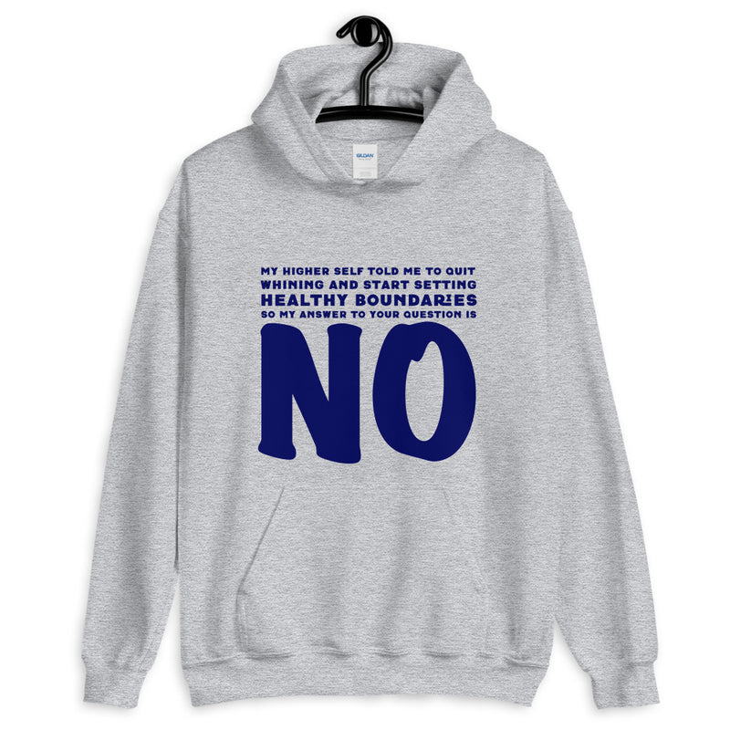 Healthy Boundaries - Women's Hoodie - StarSeed Gear
