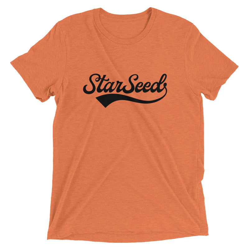 StarSeed Vintage Black - Men's Super Soft Tee - StarSeed Gear