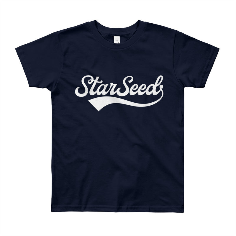 StarSeed Vintage White - Youth Tee - StarSeed Gear