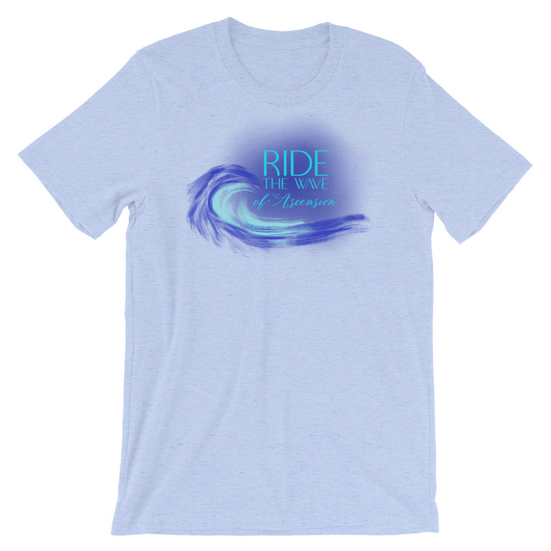 Ride The Wave - Women's Soft Tee - StarSeed Gear