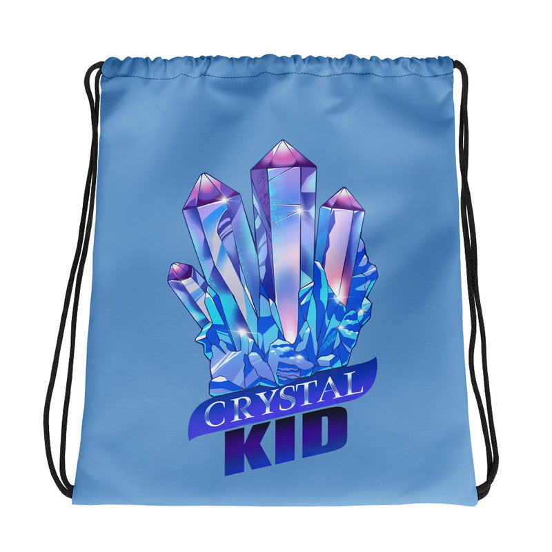 Crystal Kid - Drawstring Bag - StarSeed Gear