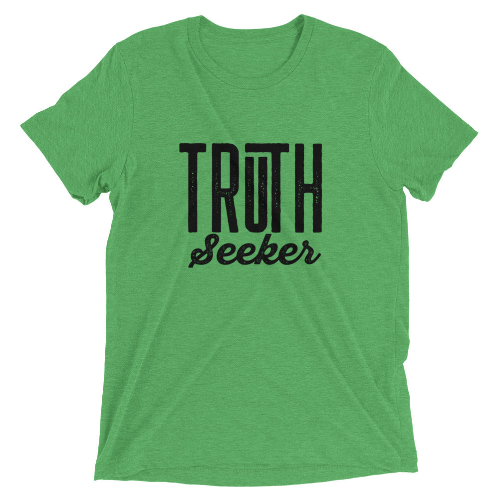 Truth Seeker - Men's Super Soft Tee - StarSeed Gear