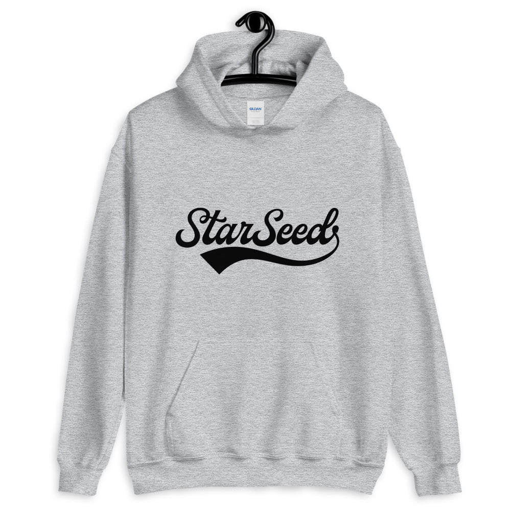 StarSeed Vintage Black - Women's Hoodie - StarSeed Gear