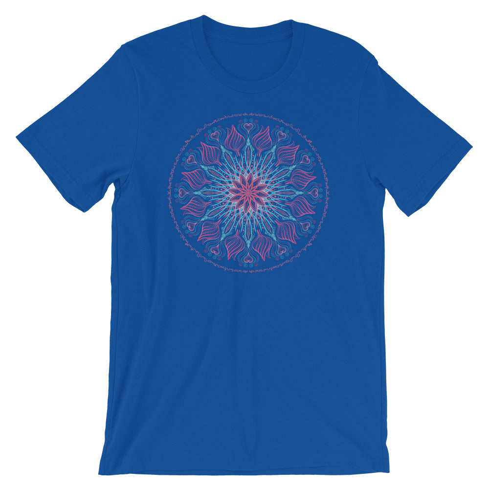 Galactic Rose Bouquet - Women's Soft Tee - StarSeed Gear