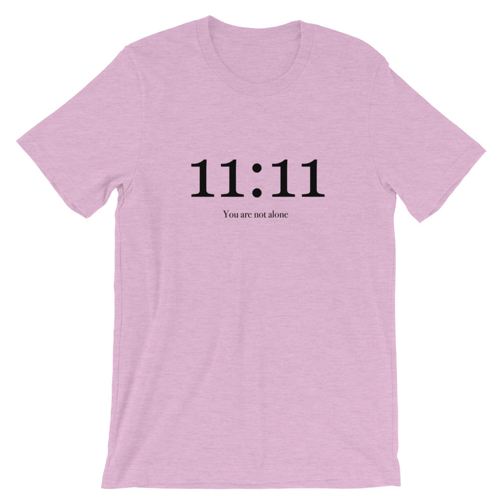 11:11 You Are Not Alone - Women's Soft Tee - StarSeed Gear