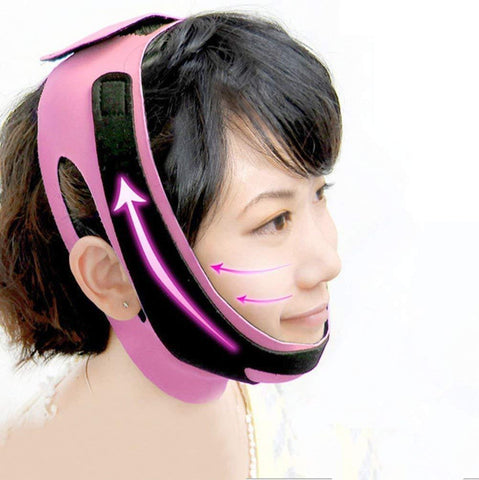 Anti Wrinkle Face Lifting Band - Face Line Strap Belt
