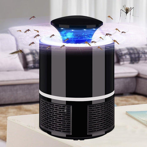 USB Mosquito Killer Trap - Electric LED Bug Zapper