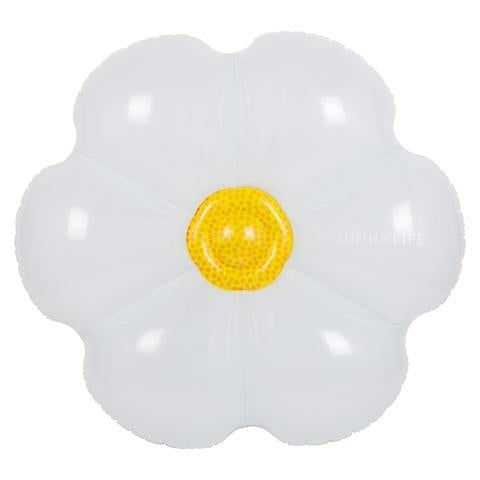 Inflatable Pool Float - Luxe Lie-On Float Daisy