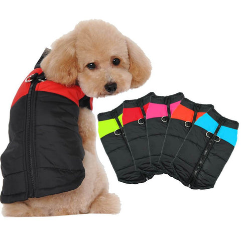 Dog Gilet - Dog Winter Jacket