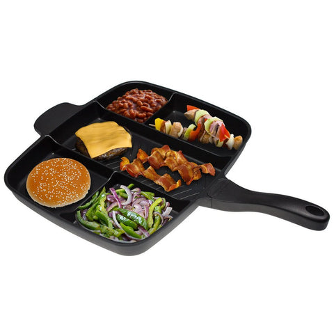 Master Pan 5 - 5 in 1 Magic Frying Pan